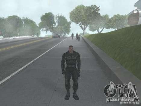 Hobo para GTA San Andreas