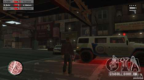 First Person Shooter Mod para GTA 4 sexto tela