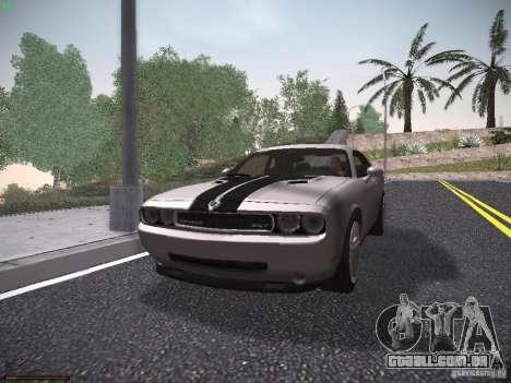 LiberrtySun Graphics ENB v3.0 para GTA San Andreas oitavo tela