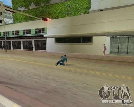 Animação de TLAD para GTA Vice City