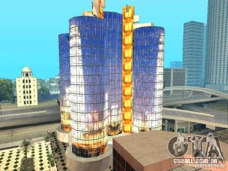 Nova textura de arranha-céu para GTA San Andreas terceira tela
