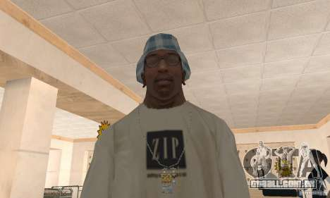 Eminem and 50 Cent double chain para GTA San Andreas