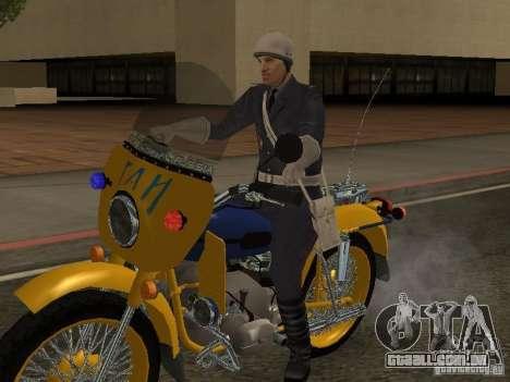 Polícia da URSS para GTA San Andreas
