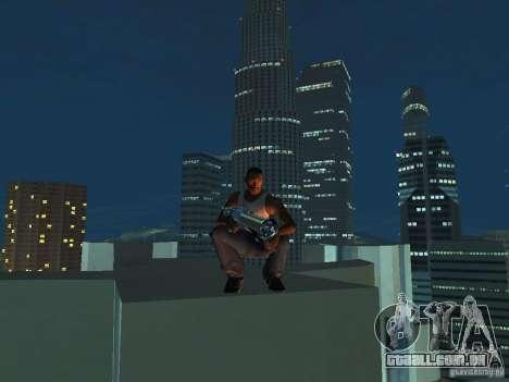 Weapons Pack para GTA San Andreas oitavo tela