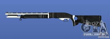 Shotgun para GTA 4 terceira tela