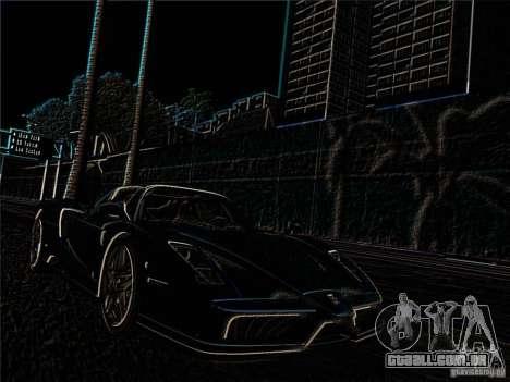 NegOffset Effect para GTA San Andreas segunda tela