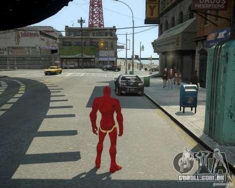 Iron Man Mk3 Suit para GTA 4 quinto tela