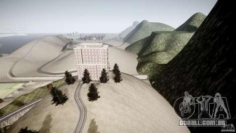 Liberty Green para GTA 4 décimo tela