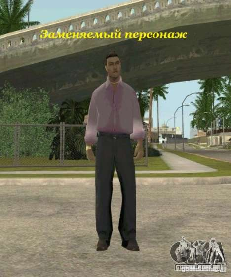 Assassins skins para GTA San Andreas nono tela