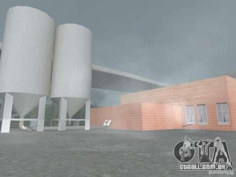 Pringles Factory para GTA San Andreas segunda tela
