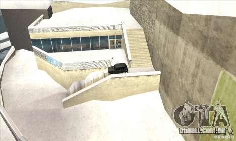 Voos em Liberty City para GTA San Andreas quinto tela