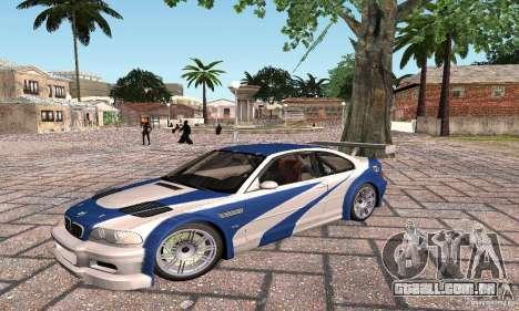 New Groove by hanan2106 para GTA San Andreas terceira tela