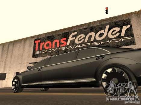 Luxury Wheels Pack para GTA San Andreas por diante tela
