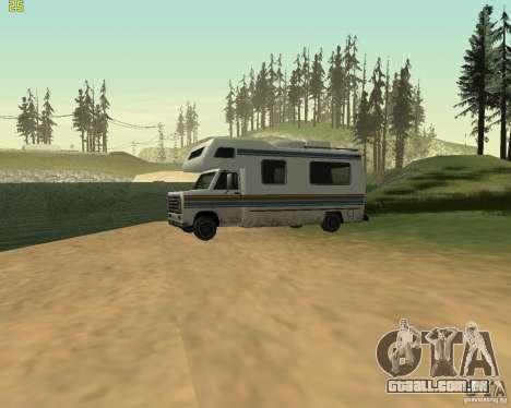 Festa da natureza para GTA San Andreas sexta tela