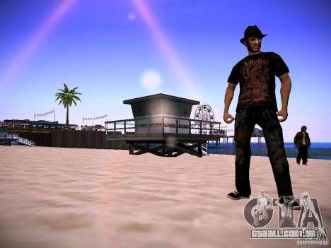 Niko Bellic Reload Beta 0.1 para GTA San Andreas terceira tela
