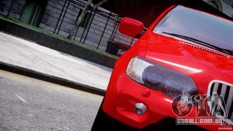 BMW X5 E53 v1.3 para GTA 4 motor