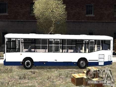 Nefaz-5299 10-15 para GTA 4 esquerda vista