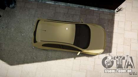 Volkswagen Gol 1.6 Power 2009 para GTA 4 vista direita