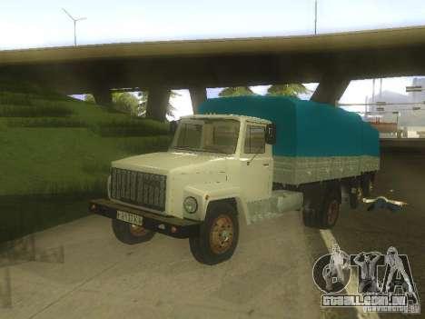 GAZ 3307 para GTA San Andreas