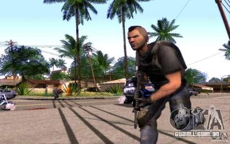 4 um Mctavish (Brasil) para GTA San Andreas segunda tela