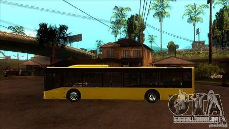 Design X3 para GTA San Andreas esquerda vista