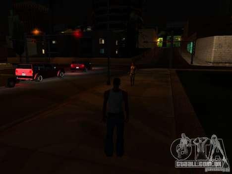 ENBSeries by AlexKlim para GTA San Andreas sexta tela