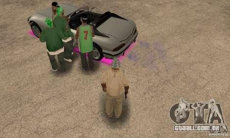 SpecDefekty para GTA San Andreas sétima tela
