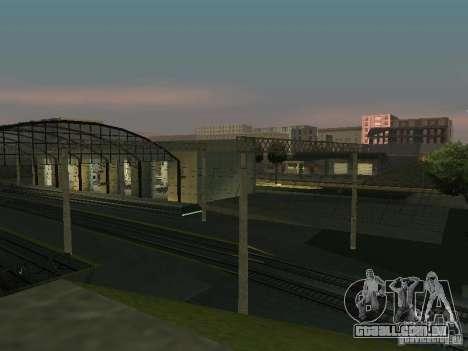 Rede de contactos para GTA San Andreas terceira tela