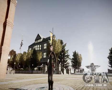 Catwoman v2.0 para GTA 4 nono tela