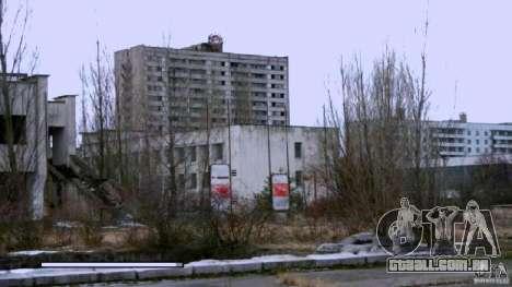 Telas de carregamento Chernobyl para GTA San Andreas décimo tela