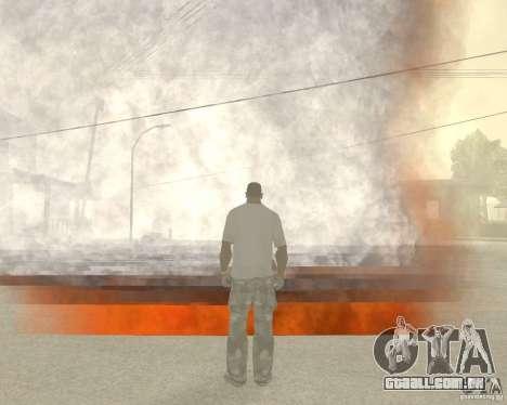 Tornado para GTA San Andreas segunda tela