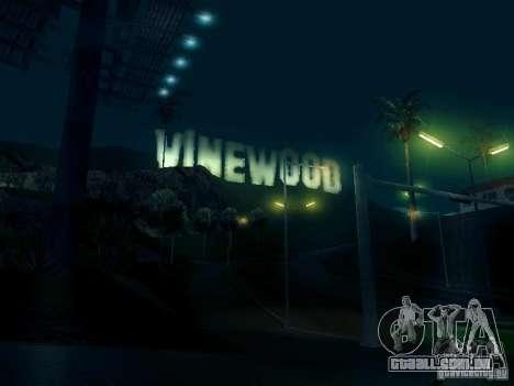 ENBSeries v1 para GTA San Andreas oitavo tela