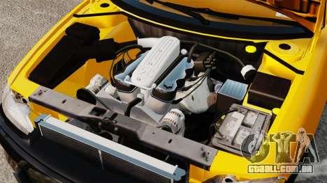 Dodge Intrepid 1993 Taxi para GTA 4 vista interior