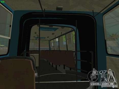 Trailer de Ikarus 280.03 para GTA San Andreas vista direita