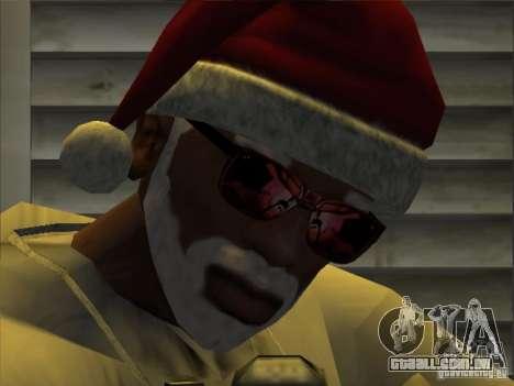 Novos óculos para o CJ para GTA San Andreas