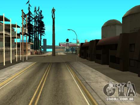 La Villa De La Noche v 1.0 para GTA San Andreas terceira tela