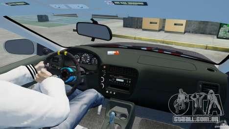 Honda Civic Si 1999 JDM [EPM] para GTA 4 vista direita