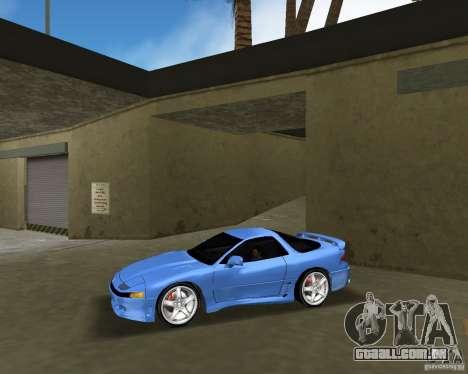Mitsubishi 3000 GT 1993 para GTA Vice City deixou vista