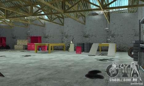 GTA SA Enterable Buildings Mod para GTA San Andreas segunda tela