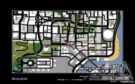 Nova loja Dixie para GTA San Andreas sétima tela