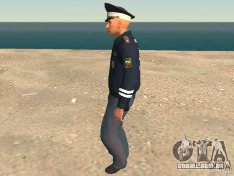 Major DPS para GTA San Andreas terceira tela