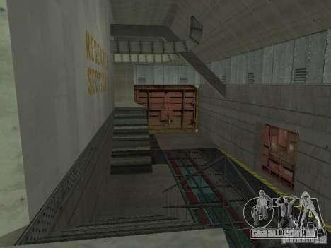 Área aberta 69 para GTA San Andreas quinto tela