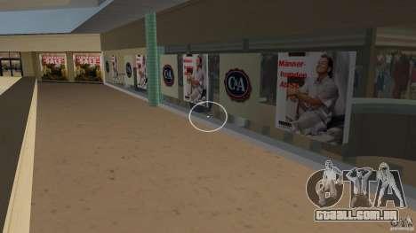 C&A mod v1.1 para GTA Vice City por diante tela