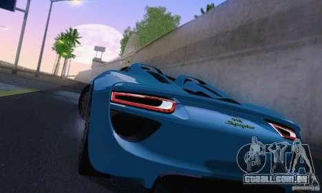 ENBSeries by dyu6 v6.0 para GTA San Andreas por diante tela