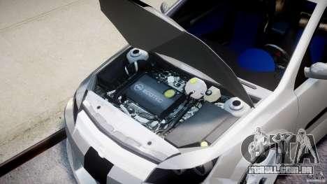 Opel Astra 1.9 TDI 2007 para GTA 4 vista de volta
