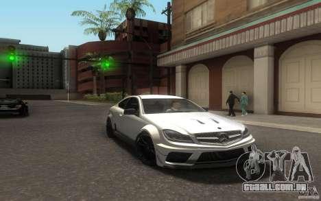 ENB Series by muSHa v1.0 para GTA San Andreas terceira tela