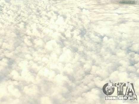 Nuvem de HD para GTA San Andreas