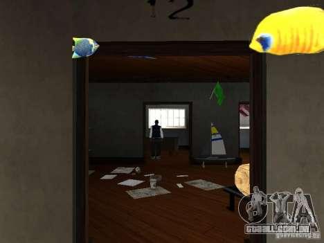 GTA Museum para GTA San Andreas twelth tela