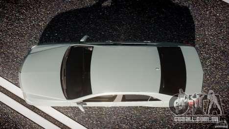 Mercedes-Benz E63 2010 AMG v.1.0 para GTA 4 vista direita
