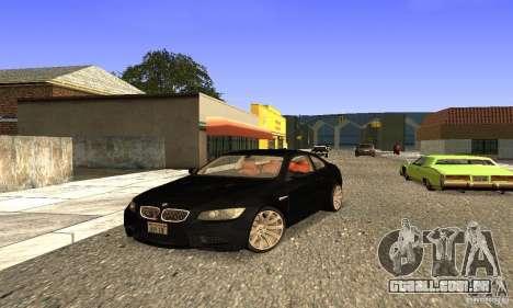 Grove street Final para GTA San Andreas quinto tela
